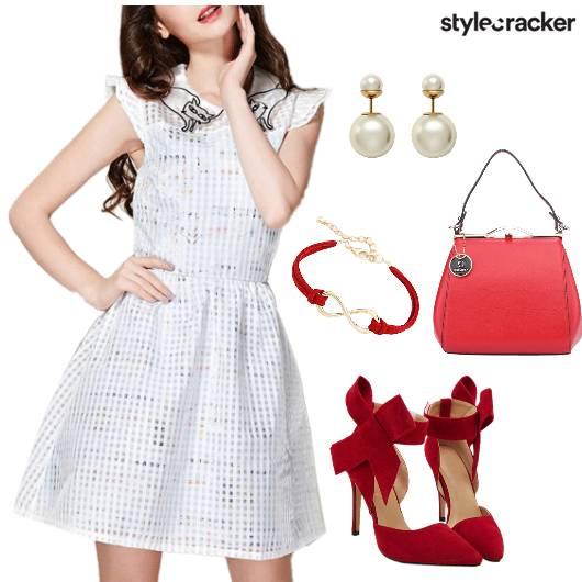 Dress Date Lunch - StyleCracker