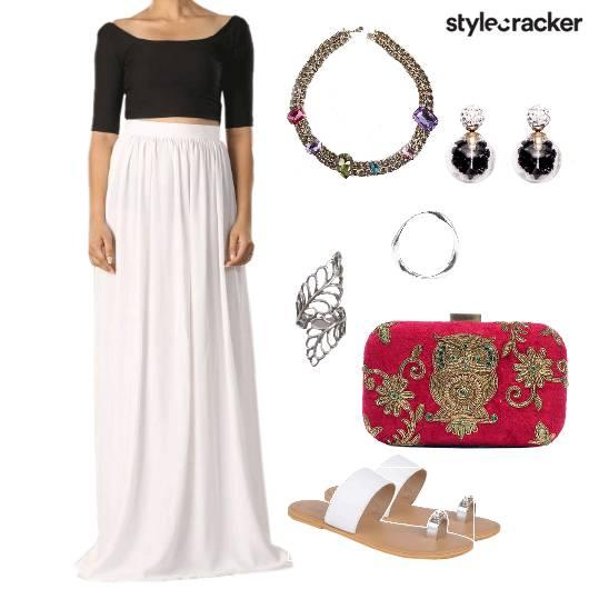 IndoWestern Wedding Cocktail - StyleCracker