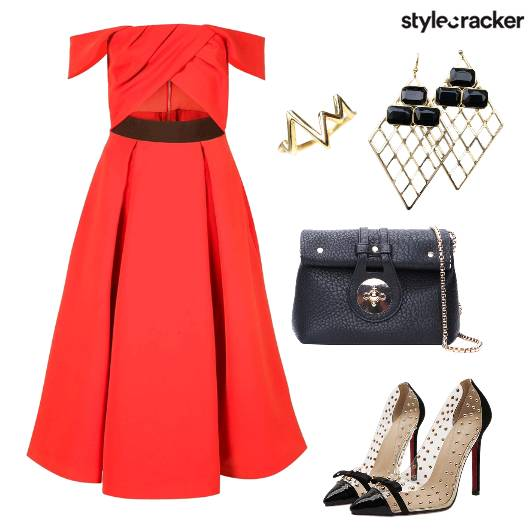 Dress Dinner Date ValentinesDay  - StyleCracker