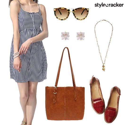 BabyDoll Dress Casual Shopping  - StyleCracker