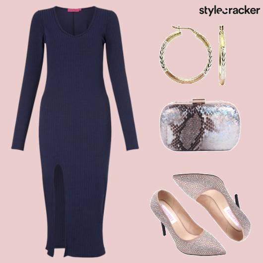 BodyCon Dress Lunch Date  - StyleCracker