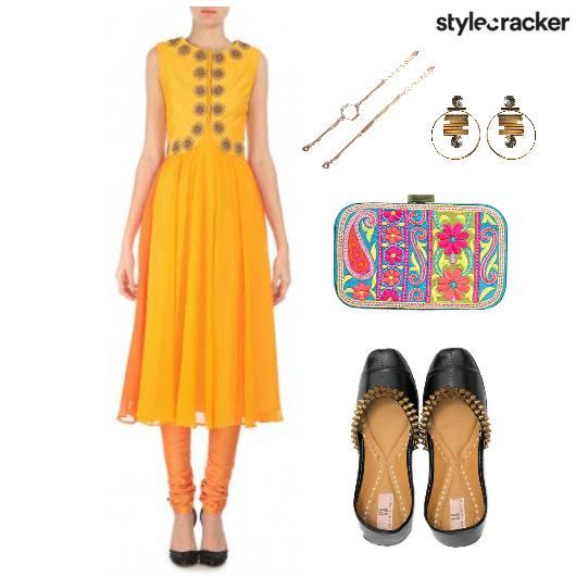 Indian Festive Wedding - StyleCracker