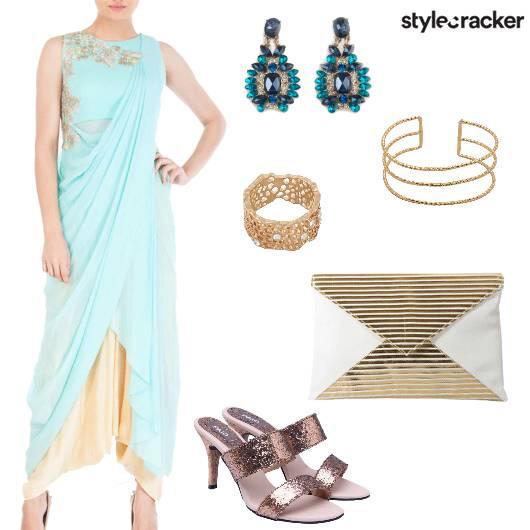 Drape Indian Ethnic Wedding - StyleCracker