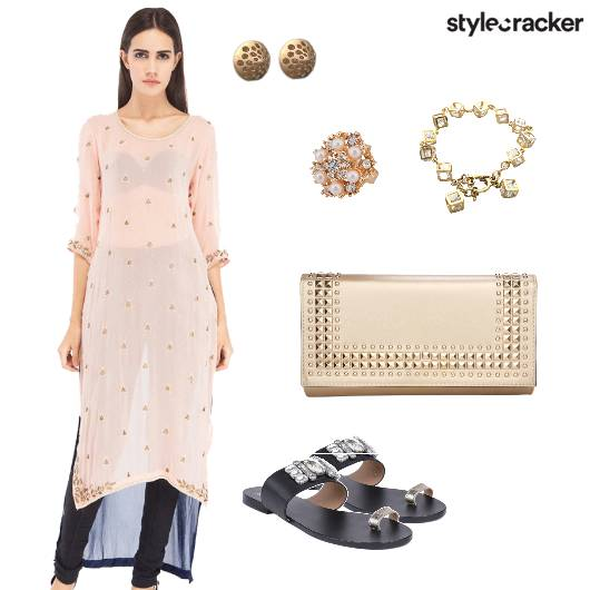 Indian Ethnic Wedding Party - StyleCracker