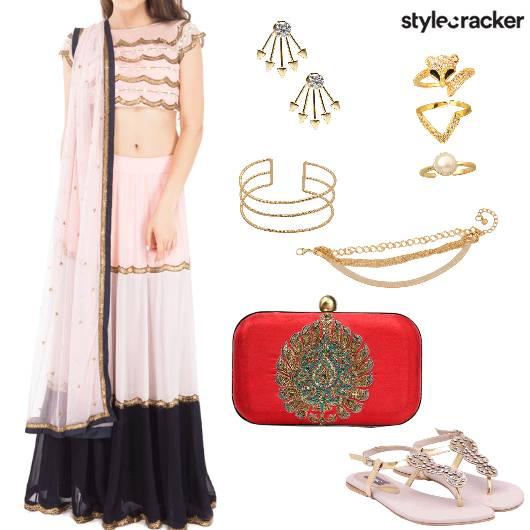 Lehenga Indian Ethnic Wedding - StyleCracker