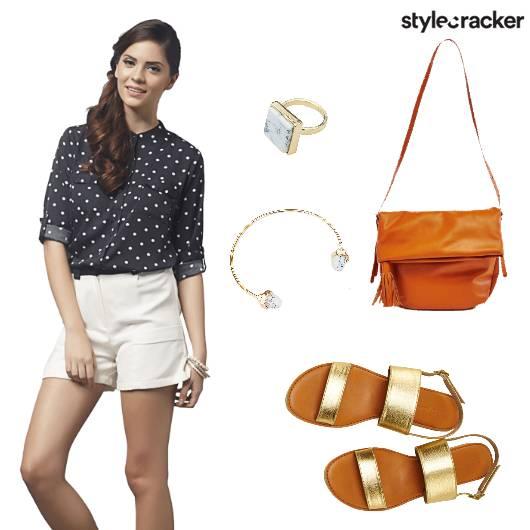 Weekender Brunch ButtonDownShirt - StyleCracker