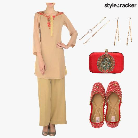 Indian Festive Puja  - StyleCracker