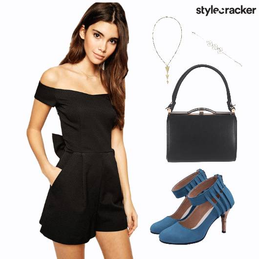 Dress Dinner Bag Accessories - StyleCracker