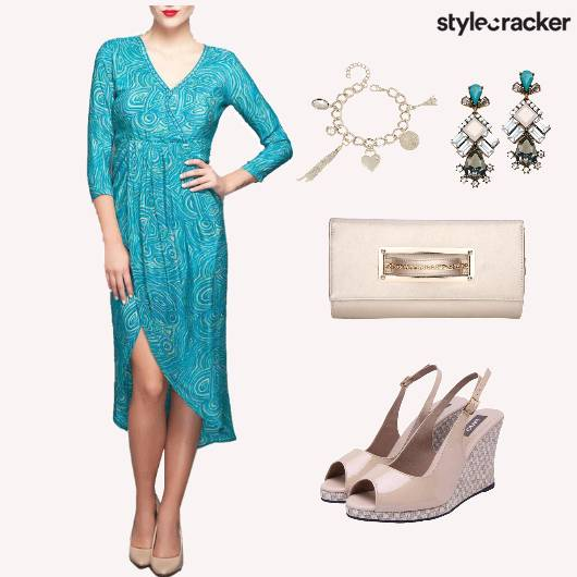 Dress Clutch Shoes Accessories - StyleCracker