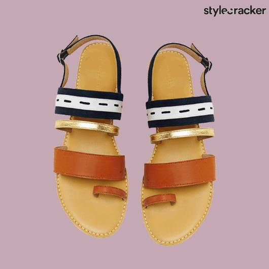 SCLOVES Strappy Flats - StyleCracker