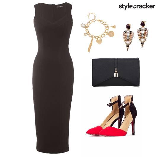 Dress Bag Clutch Accessories - StyleCracker