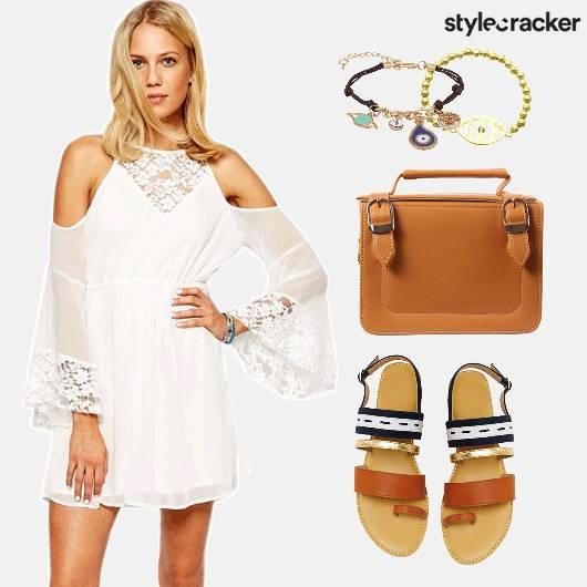 Coldshoulders Flats Bracelets  - StyleCracker