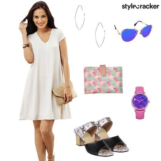 Dress heels Wallet Casual  - StyleCracker