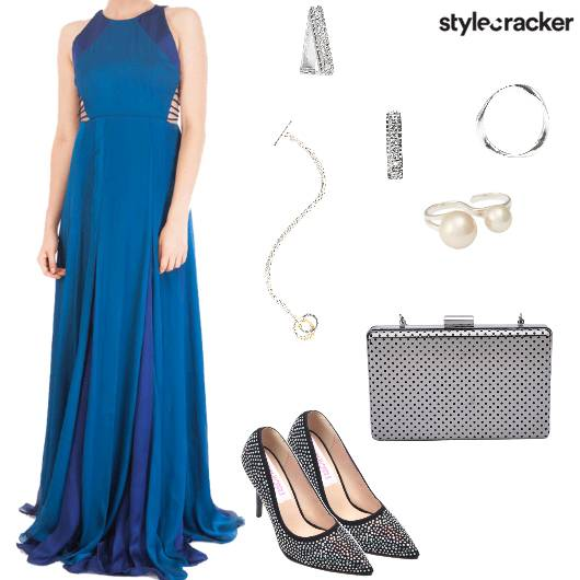 Gown Cocktail Night Party  - StyleCracker