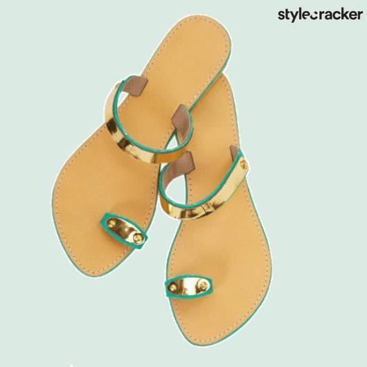 SCLOVES FLATS - StyleCracker