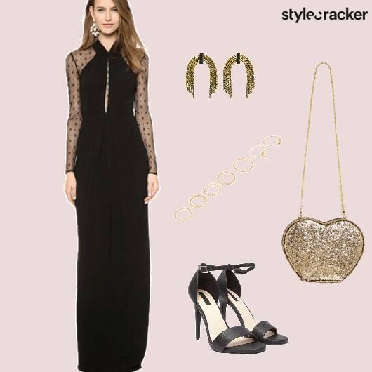 Glam Sequin Night Party Event  - StyleCracker
