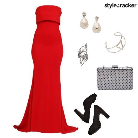 Gown Party Night Glam  - StyleCracker