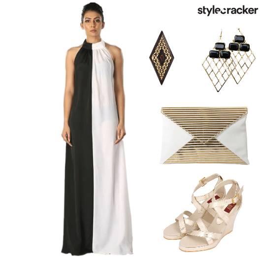 Cocktail BlackandWhite - StyleCracker