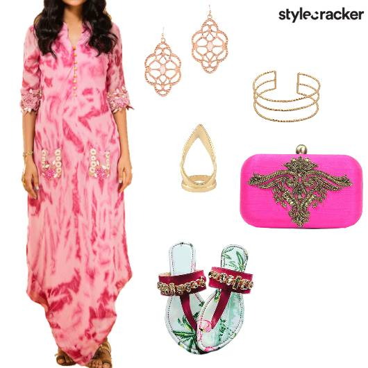 Indian Ethnic Gathering  - StyleCracker