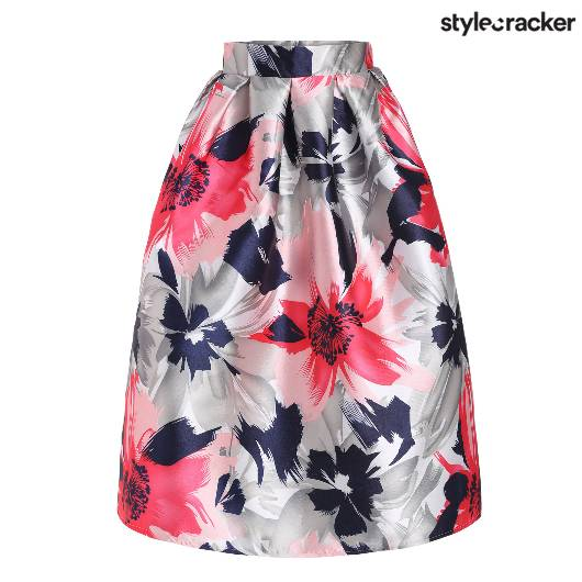 SCLoves PrintedSkirts - StyleCracker