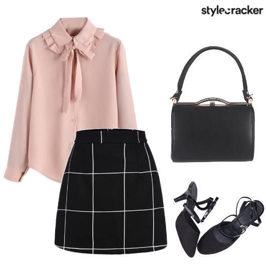 PussybowBlouse Workwear Smart - StyleCracker