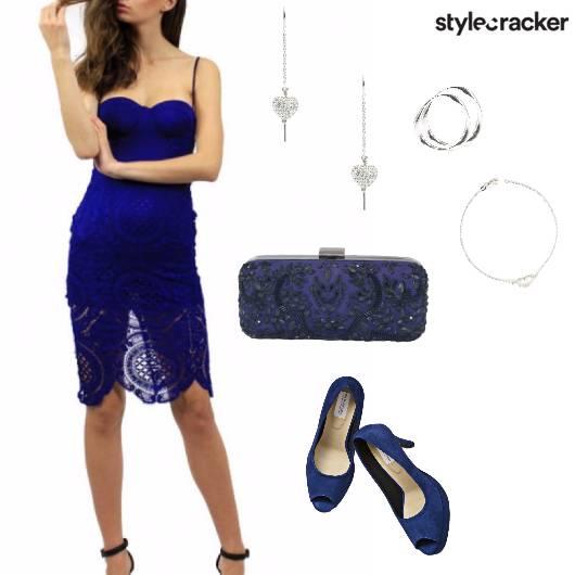Bodycon Lace Dress Night Party - StyleCracker
