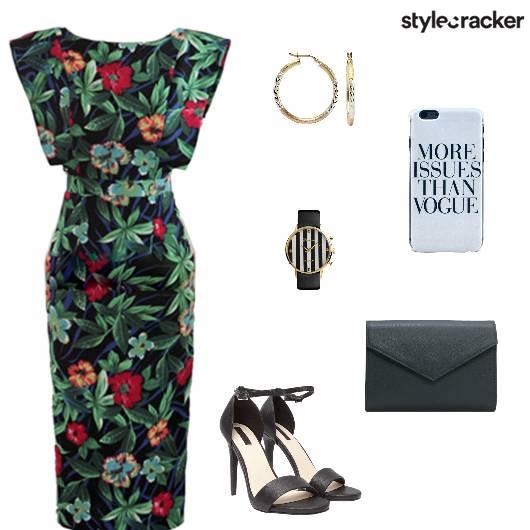 Bodycondress Heels Party - StyleCracker