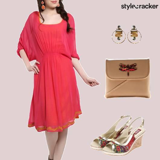 Casual Indian Dress - StyleCracker