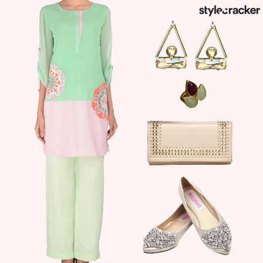 EthnicIndian Kurta Pants - StyleCracker