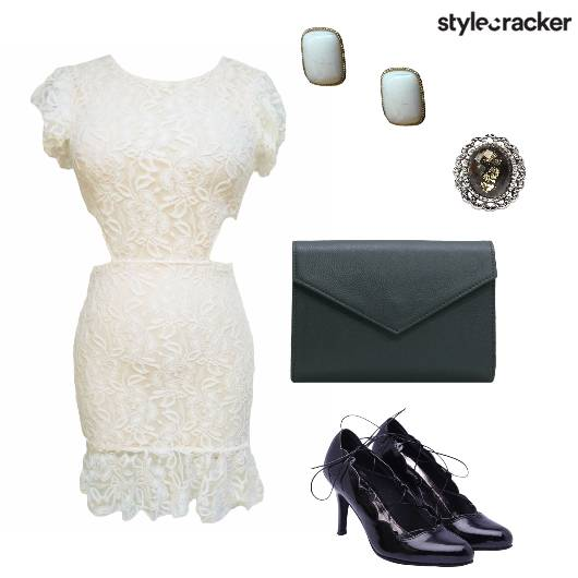 Lace Dress Day Party  - StyleCracker