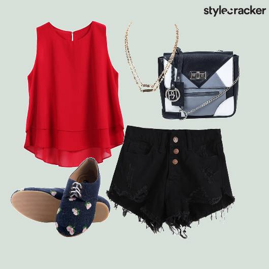 Shorts Casual College Comfy - StyleCracker