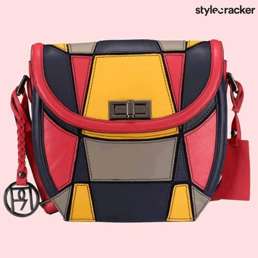 SCLoves ColourBlock Bags - StyleCracker