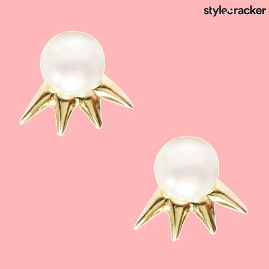 SCLoves Studs Earrings  - StyleCracker
