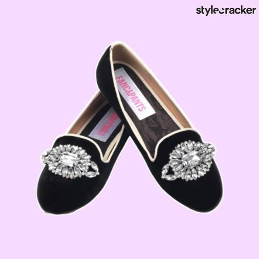 SCLoves Embellished Footwear - StyleCracker