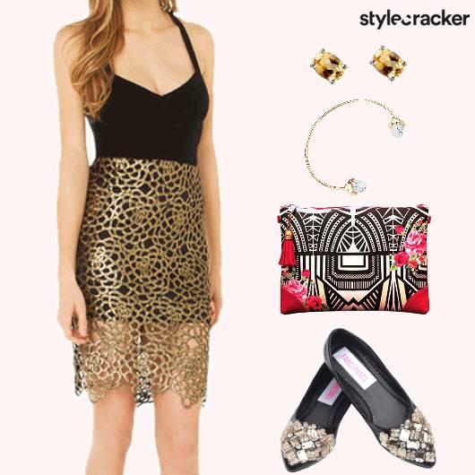 Party Cutwork Skirt - StyleCracker