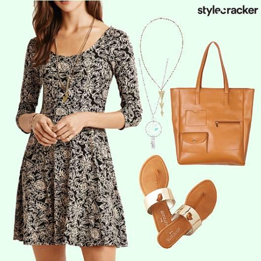 Printed Dress Day - StyleCracker