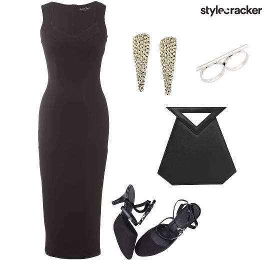 BodyCon Dress Formal Meeting - StyleCracker