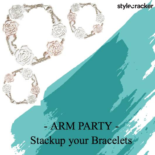 SCLoves Bracelets ArmParty - StyleCracker