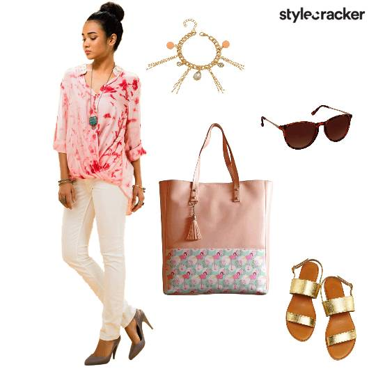 Brunch Pastel Printed Summer - StyleCracker