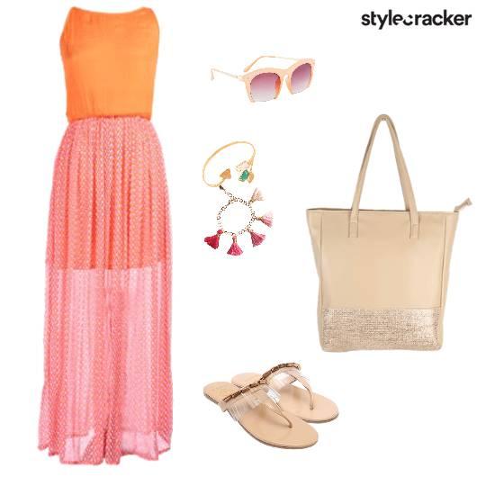 Colourblock Pop Brights Brunch - StyleCracker