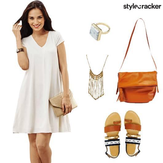 Dress Flats Weekender - StyleCracker