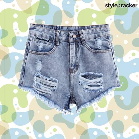 SCLoves Shorts - StyleCracker