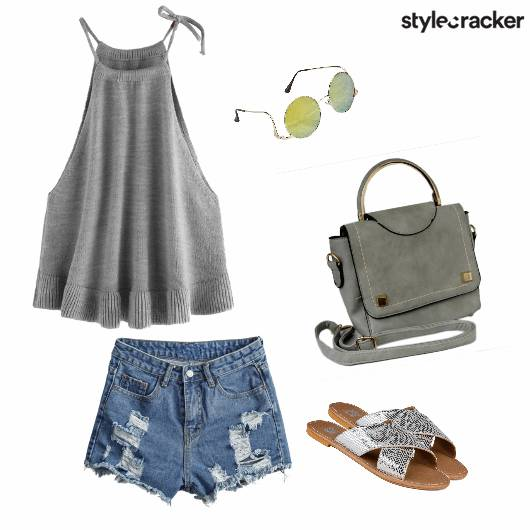 Casual Ripped Dayout Party - StyleCracker