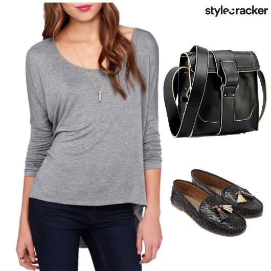 Basics CrossBodyBag Casual - StyleCracker