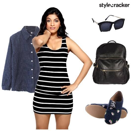 ChecksOverStripes Outdoor Summer - StyleCracker
