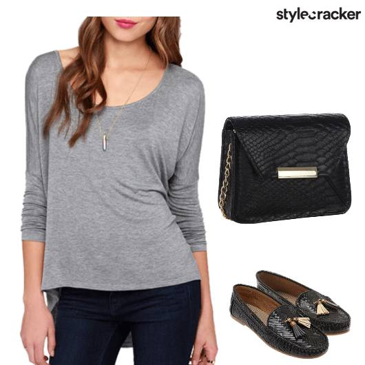 Casual College Laidback Comfy - StyleCracker