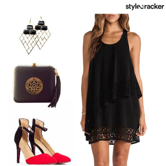 LBD SaturdayNight - StyleCracker