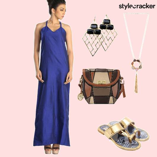 Maxi Casual Brunch  - StyleCracker