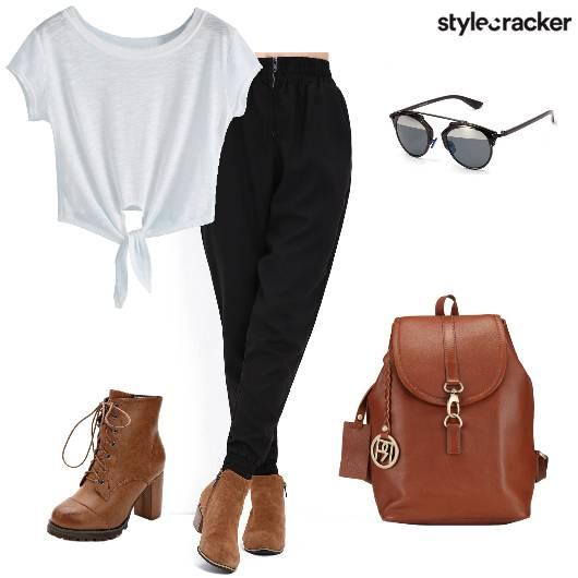 Weekend Casual Laidback Tan - StyleCracker