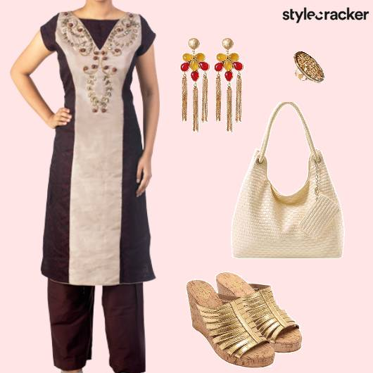Kurta Casual Indianwear - StyleCracker